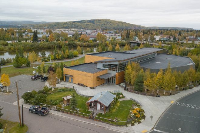 Morris Thompson Cultural & Visitors Center, Fairbanks, United States