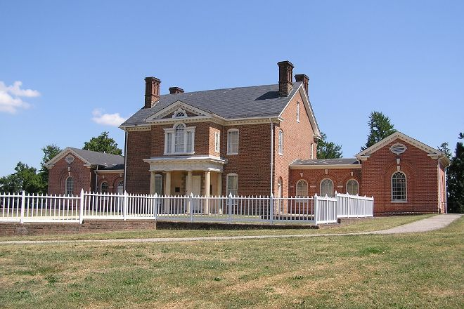 Mount Clare Museum House, Baltimore, United States