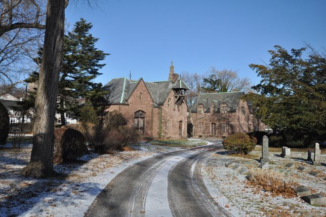 Mount Pleasant Cemetery, Newark, United States