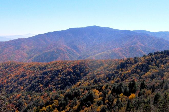 Mount Sterling, Great Smoky Mountains National Park, United States