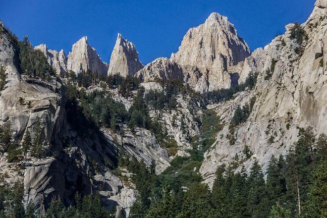 Mount Whitney Trail, Lone Pine, United States