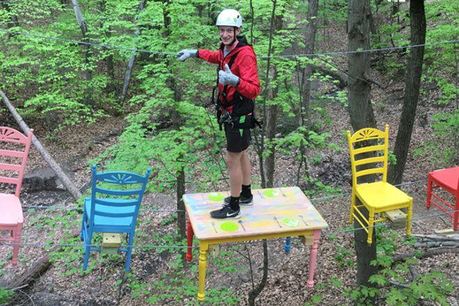 Mountain Ridge Adventure, Schenectady, United States