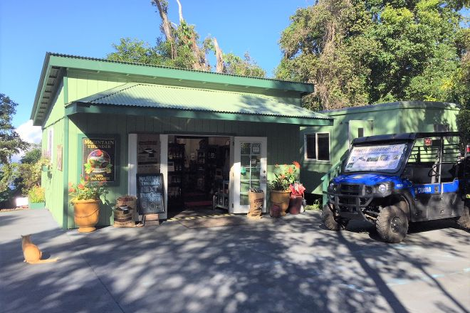 Mountain Thunder Coffee Plantation, Kailua-Kona, United States