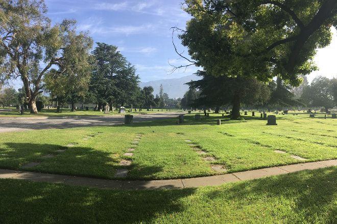 Mountain View Cemetery, Altadena, United States