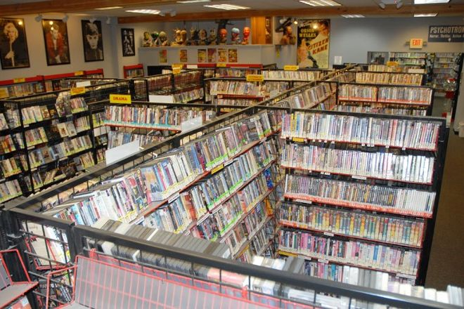 Movie Madness Video and More, Portland, United States