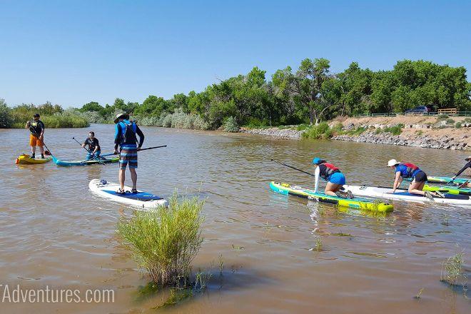 MST Adventures, Albuquerque, United States