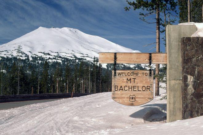 Mt. Bachelor Ski Area, Bend, United States