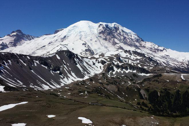 Mt. Fremont Lookout Trail, Mount Rainier National Park, United States