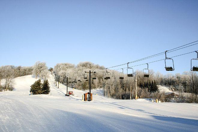 Mt. Zion Ski Hill & Overlook, Ironwood, United States