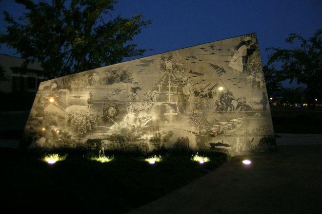 Murrieta Veterans Memorial, Murrieta, United States