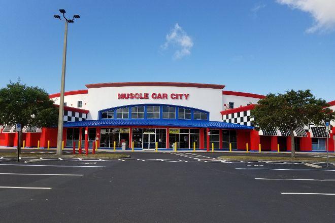 Muscle Car City Museum, Punta Gorda, United States