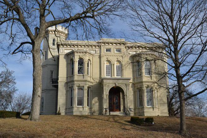 Museum Hill Historic District, Saint Joseph, United States
