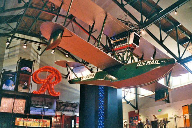 Museum of History & Industry, Seattle, United States