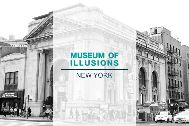 Museum of Illusions, New York City, United States