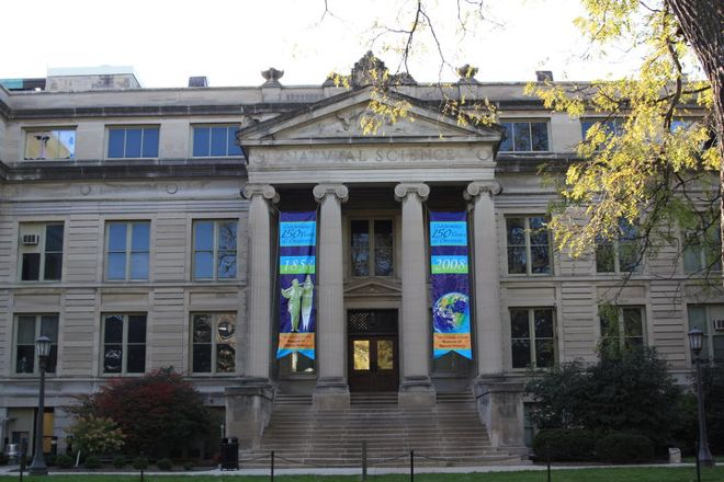 Museum of Natural History, Iowa City, United States
