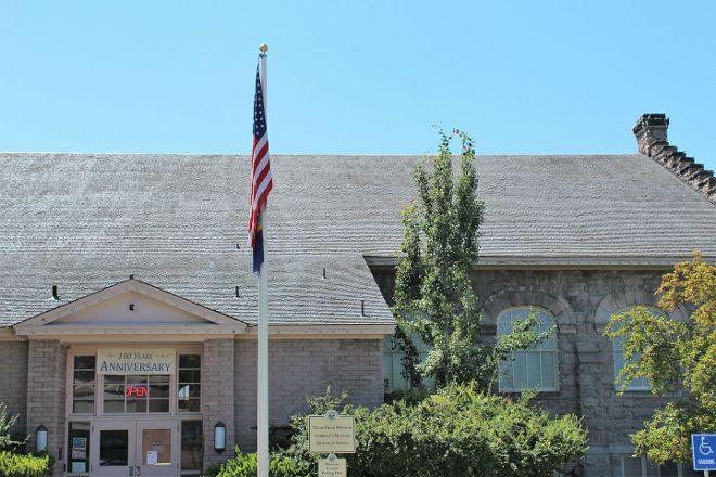 Museum of Rexburg: Home of the Teton Flood Exhibit, Rexburg, United States