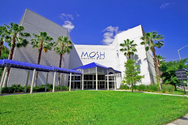 Museum of Science and History, Jacksonville, United States