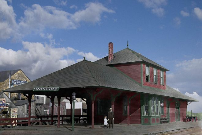 Museum of the North Beach, Moclips, United States