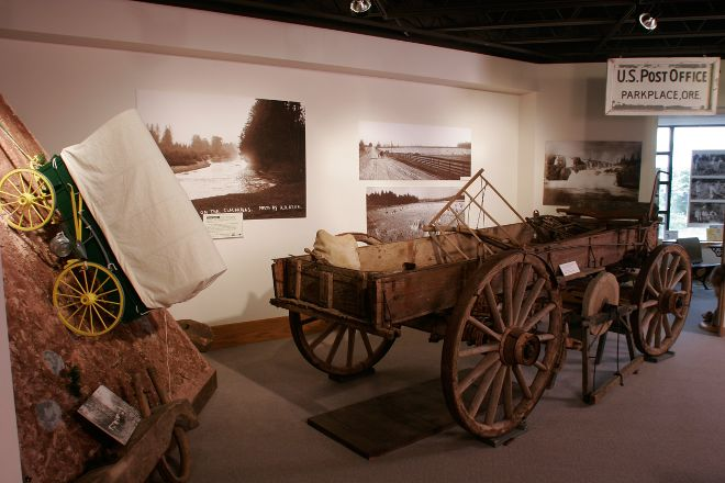 Museum of the Oregon Territory, Oregon City, United States