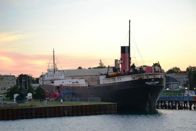 Museum Ship Valley Camp, Sault Ste. Marie, United States