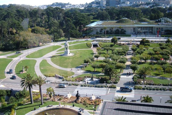 Music Concourse, San Francisco, United States