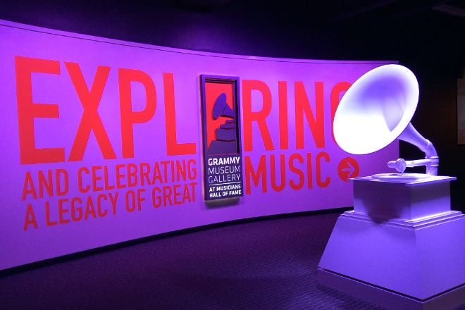 Musicians Hall of Fame and Museum, Nashville, United States
