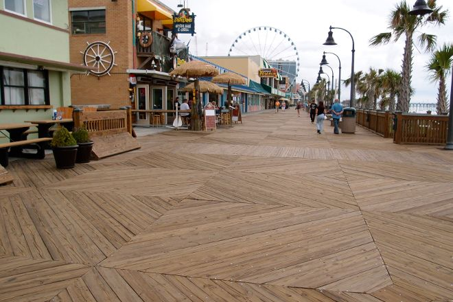 Myrtle Beach Boardwalk & Promenade, Myrtle Beach, United States