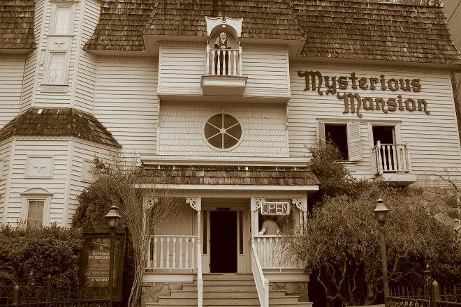 Mysterious Mansion, Gatlinburg, United States