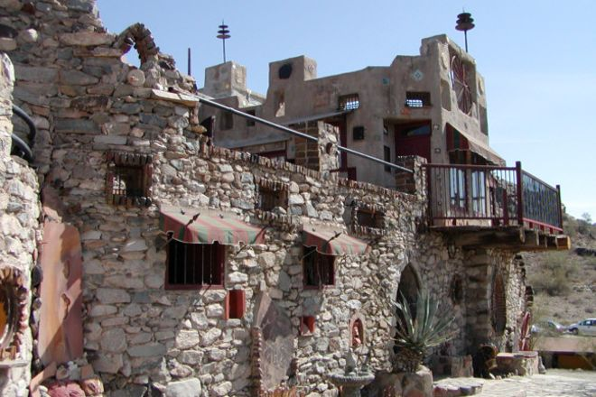 Mystery Castle, Phoenix, United States