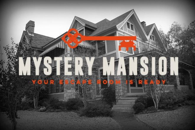 Mystery Mansion Escape Room, Little Rock, United States