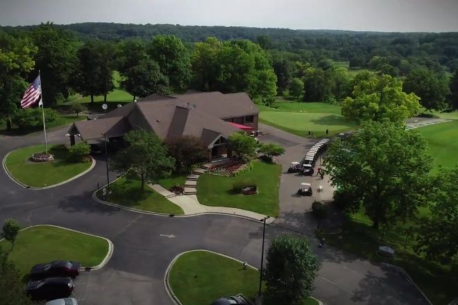 Mystic Creek Golf Course, Milford, United States