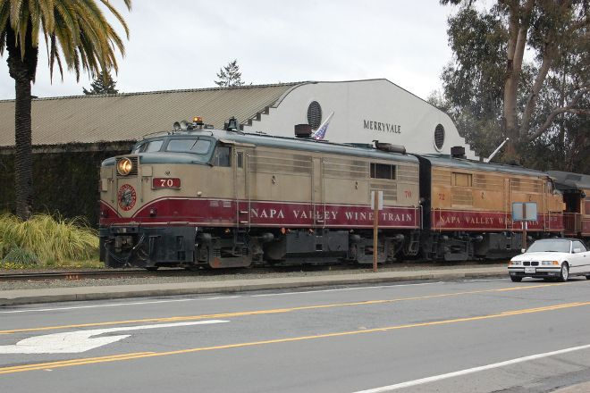 Napa Valley Wine Train, Napa, United States