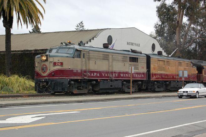 Napa Valley Wine Train, Napa, United States