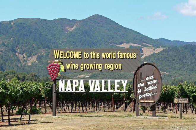 Napa Winery Shuttle, Napa, United States