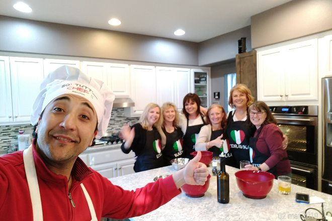 Napoli,that's amore Cooking Classes, Portland, United States