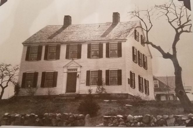 Nathanael Greene Homestead, Coventry, United States