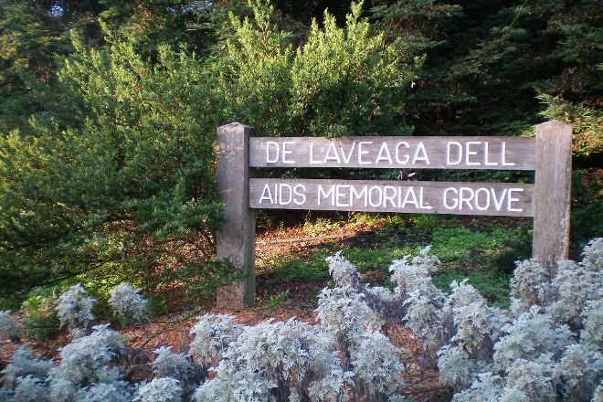 National AIDS Memorial Grove, San Francisco, United States