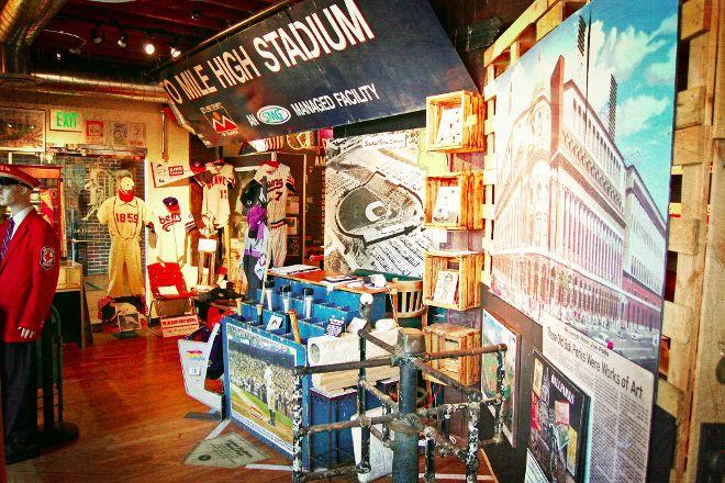 National Ballpark Museum, Denver, United States
