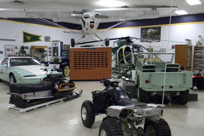National Border Patrol Museum, El Paso, United States