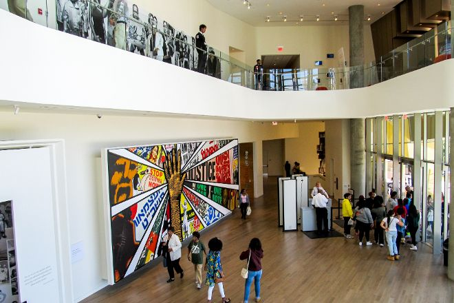 National Center for Civil and Human Rights, Atlanta, United States