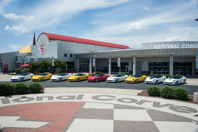 National Corvette Museum, Bowling Green, United States