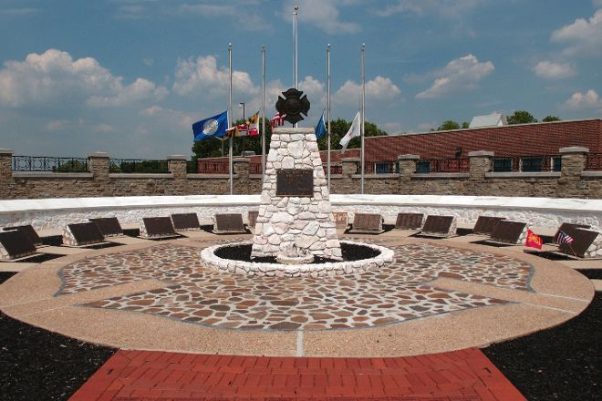 National Fallen Firefighters Memorial, Emmitsburg, United States