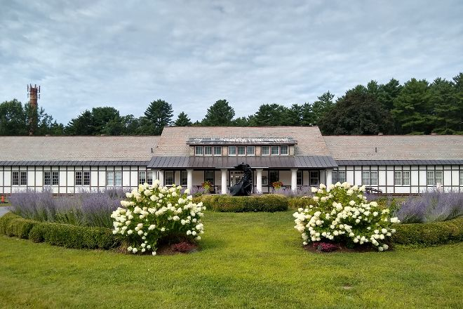 National Museum of Dance & Hall of Fame, Saratoga Springs, United States