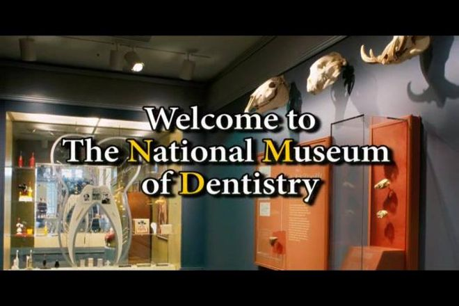 National Museum of Dentistry, Baltimore, United States