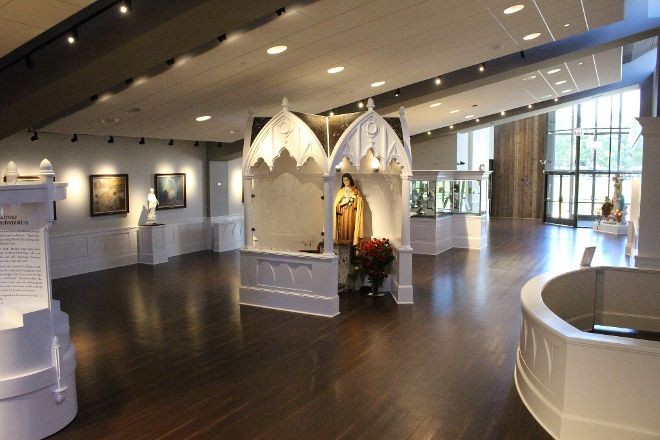 National Shrine and Museum of St. Therese, Darien, United States