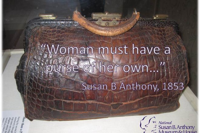 National Susan B. Anthony Museum & House, Rochester, United States