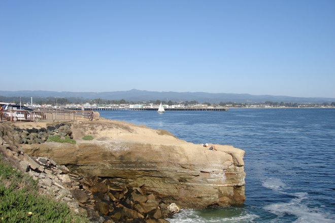 Natural Bridges State Beach, Santa Cruz, United States