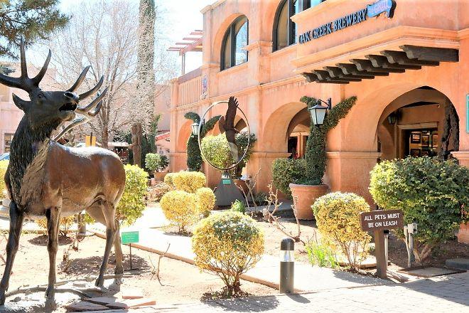 Navarro Gallery & Sculpture Garden, Sedona, United States