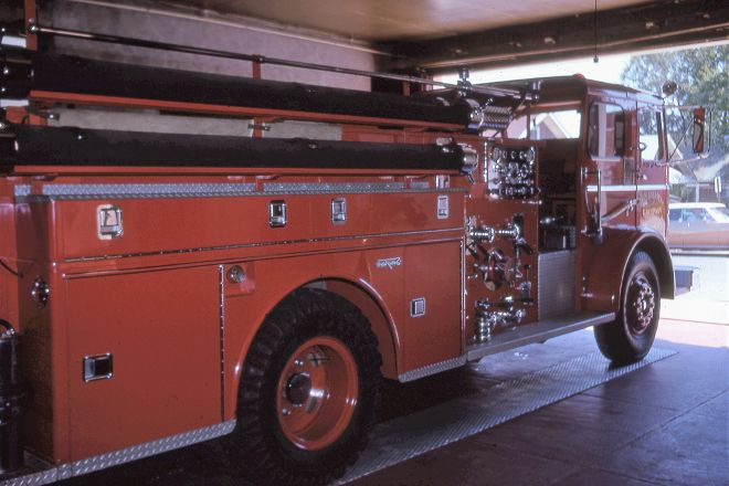 Nebraska City Museum of Firefighting, Nebraska City, United States