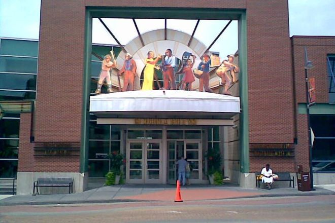 Negro Leagues Baseball Museum, Kansas City, United States